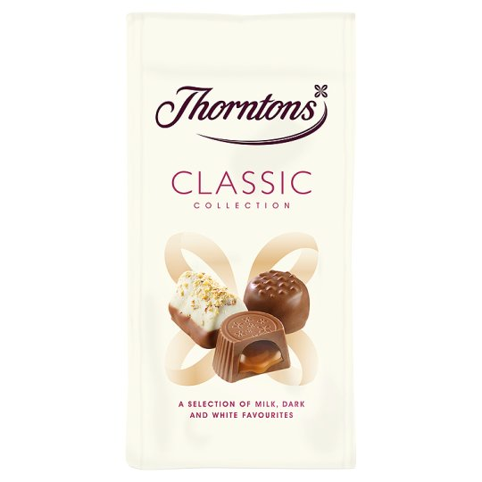 Thorntons Classic Chocolate Bag 87G