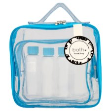 Bath Essentials Travel Bags
