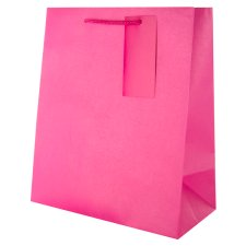 Tesco Pink Medium Bag