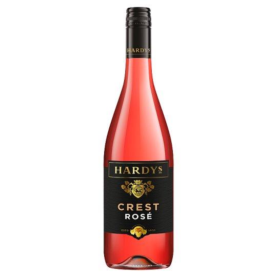 Hardy's Crest Rose 75Cl