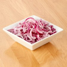 image 2 of Tesco Sliced Red Onion 180G