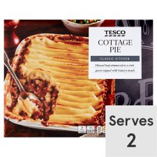 Tesco Cottage Pie 800G
