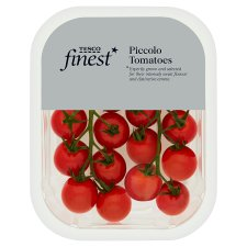 image 1 of Tesco Finest Piccolo Cherry Tomatoes 220G