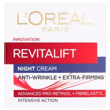 image 1 of L'oreal Paris Revitalift Night Cream 50Ml