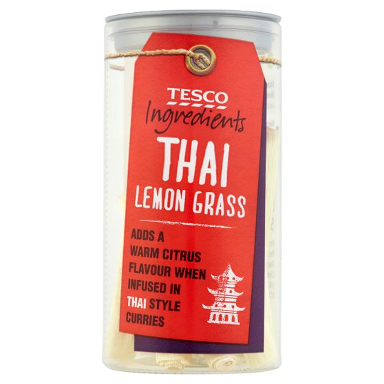 Tesco Ingredient Thai Lemongrass 5G
