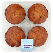 Blueberry Muffin 4 Pack