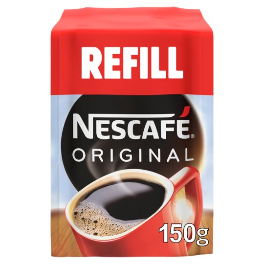 image 1 of Nescafe Original Instant Coffee Refill 150G