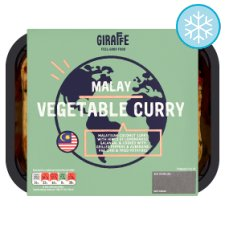 Giraffe Malay Vegetable Curry 400G