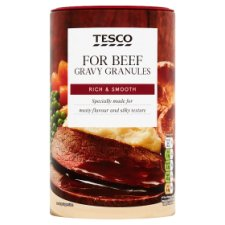 Tesco Gravy Granules For Beef 500G