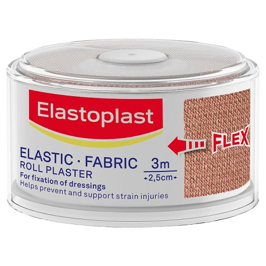 image 1 of Elastoplast Fabric Strapping 2.5Cm X 3M 1Pc