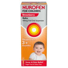 Nurofen For Children And Baby Liquid 100Ml