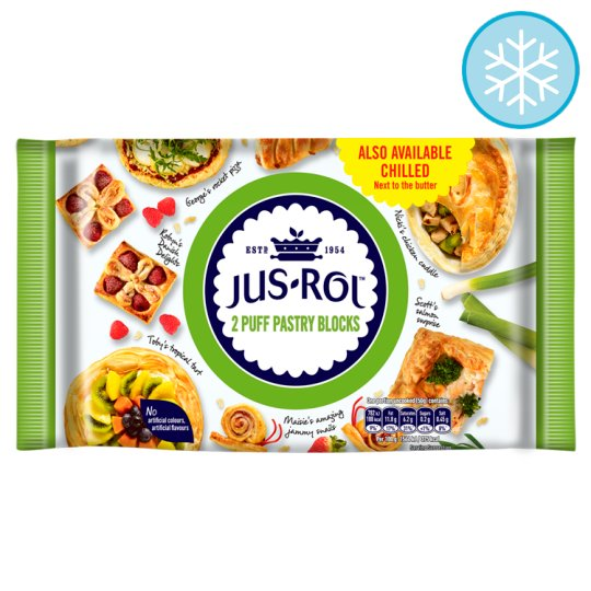 Jus Rol Puff Pastry 1Kg