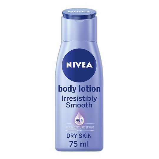 Nivea Body Irresisibly Smooth 75Ml