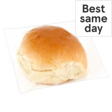 Tesco Crusty White Roll