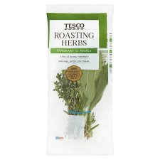 image 1 of Tesco Herbs Great For Roasting 30G