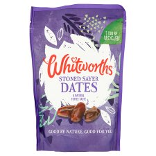 Whitworths Soft Dates 300G