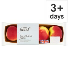 Tesco Best Of British Apple 4 Pack 590G