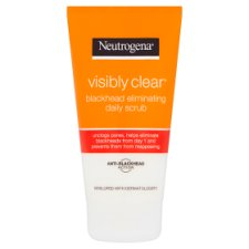 Neutrogena Visibly Clear Blackhead Scrub 150Ml