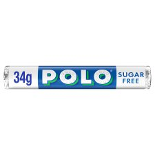 Polo Sugar Free Mints Roll 33.4G (C)