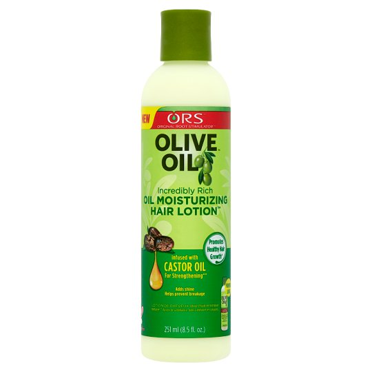 Ors Olive Oil Incredibly Rich Moisturising Ltn251ml