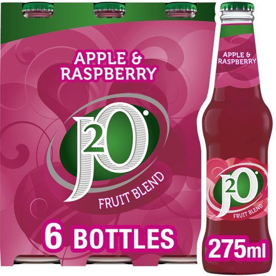 J20 Apple And Raspberry 275Ml X 6