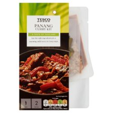 Tesco Penang Meal Kit 255G