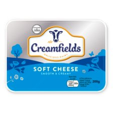 Creamfields Soft Cheese 200G