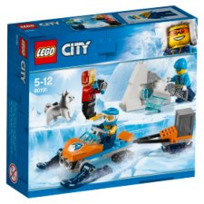 Lego Arctic Exploration Team 60191