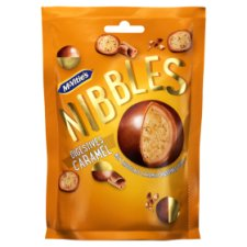 image 1 of Mcvities Digestive Nibbles Caramel 120G