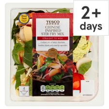 Tesco Chinese Inspired Stir Fry 320G