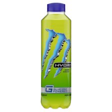 Monster Hydro Mean Green 550Ml