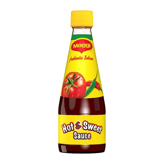Maggi Hot And Sweet Tomato Chilli Sauce 400G