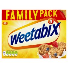 Weetabix Cereal 48 Pack