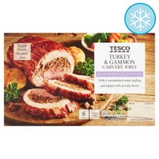 Tesco Turkey And Gammon Carvery Joint 1.05Kg