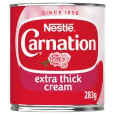 Carnation Extra Thick Cream Topping 283G