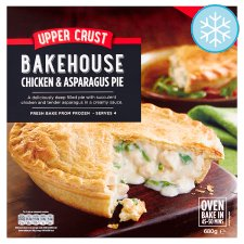 Uppercrust Chicken And Asparagus Pie 680G