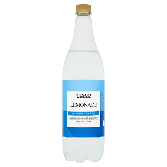 Tesco Lemonade 1L