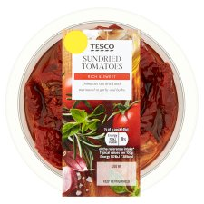 Tesco Sundried Tomatoes 225G