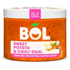 Bol Sweet Potato Lentil, Cauliflower - Daal Soup 500G