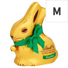 image 1 of Lindt Gold Bunny Milk And Hazelnut 100G
