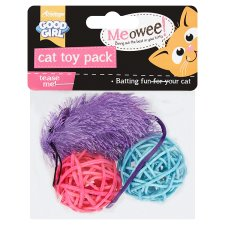 Meowee Variety Pack Cat Toys