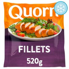 Quorn Chicken Fillets 10 Pack 520G