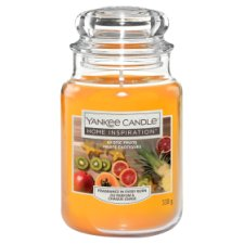 Yankee Large Jar Exotic Fruits