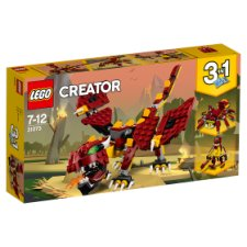 Lego Mythical Creatures 31073