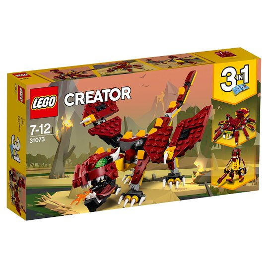 image 1 of Lego Mythical Creatures 31073