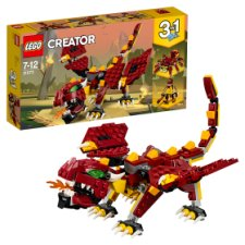 image 2 of Lego Mythical Creatures 31073