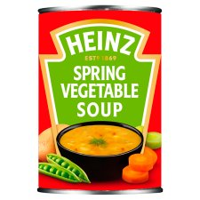 Heinz Spring Vegetable Soup 400G