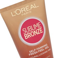 L'oreal Sublime Self-Tan Face And Body Gel 150Ml