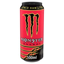 Monster Lewis Hamilton Drink 500Ml