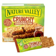 image 2 of Nature Valley Crunchy Granola Canadian Maple Syrup Bar 5X42g